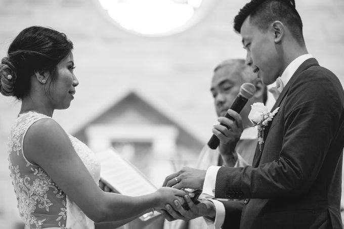 Khaye & Dominic's Wedding by Flinklupe Production - 013