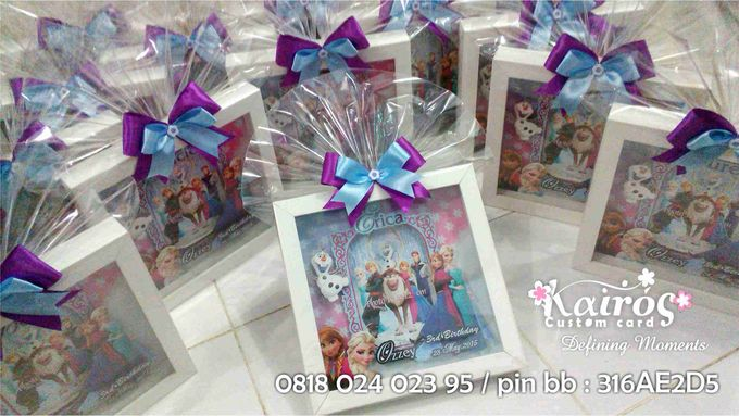 Hampers & Souvenirs by Kairos Wedding Invitation - 011