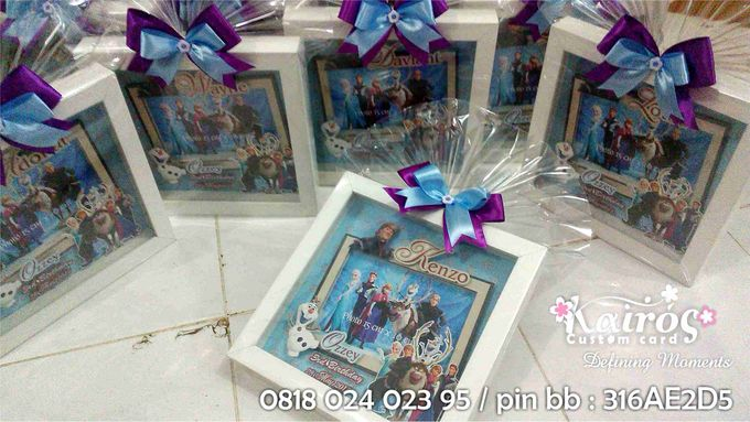 Hampers & Souvenirs by Kairos Wedding Invitation - 008