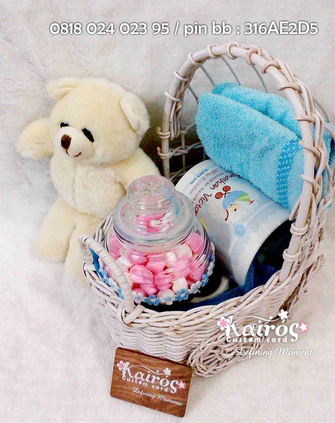 Hampers & Souvenirs by Kairos Wedding Invitation - 015