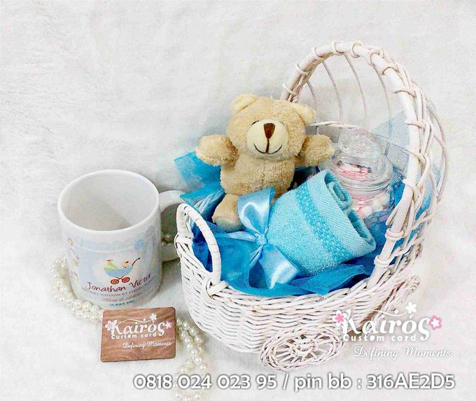 Hampers & Souvenirs by Kairos Wedding Invitation - 017