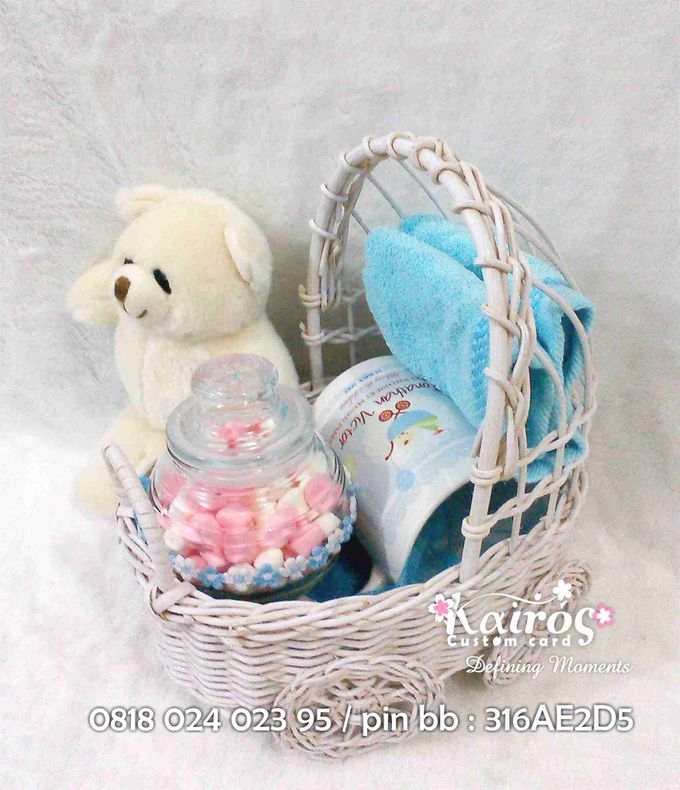 Hampers & Souvenirs by Kairos Wedding Invitation - 014