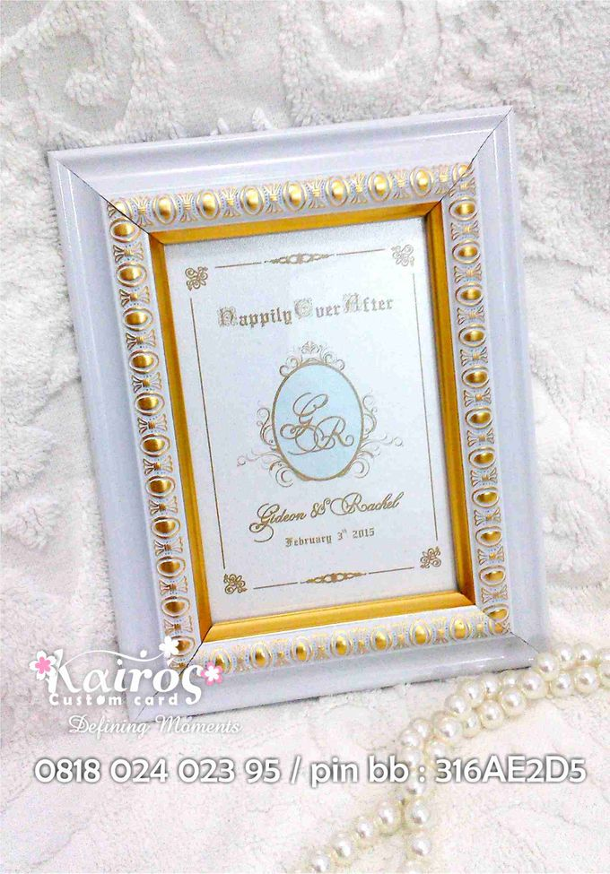 Hampers & Souvenirs by Kairos Wedding Invitation - 018