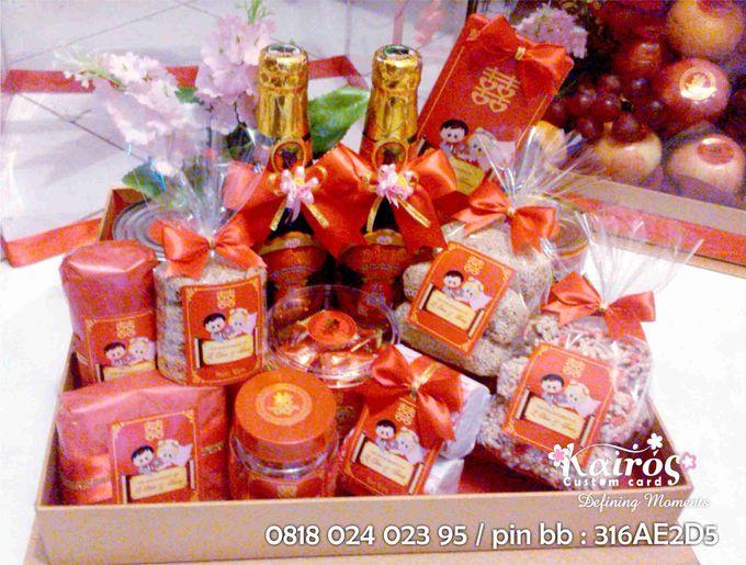 Li Chao & Fenny Engagement by Kairos Wedding Invitation - 005
