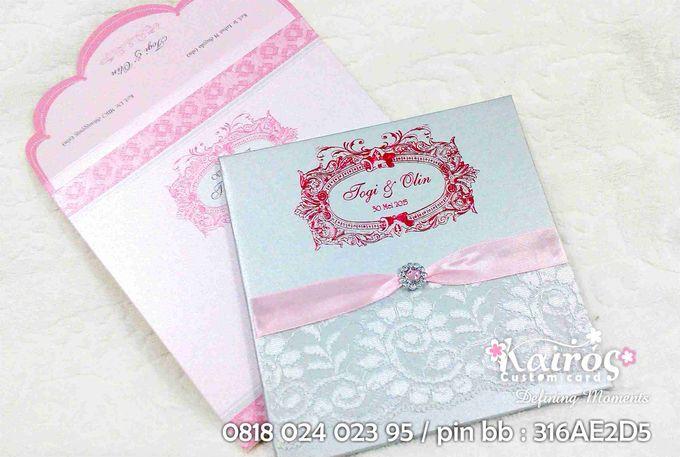 Togi & Olin - Medan by Kairos Wedding Invitation - 002