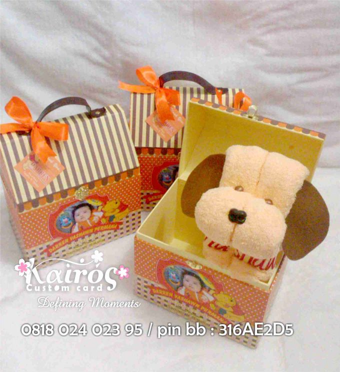 Hampers & Souvenirs by Kairos Wedding Invitation - 012