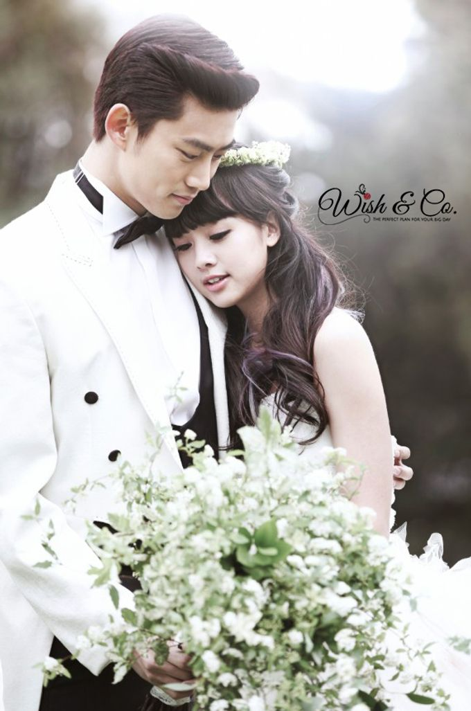 We just got married - Indoor by Wish & Co. - 001