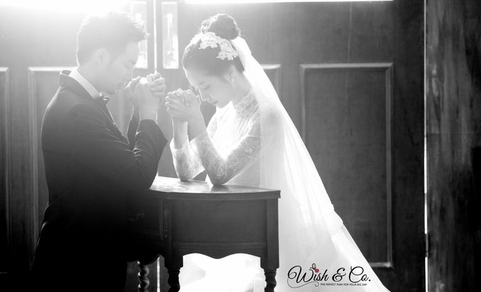 We just got married - Indoor by Wish & Co. - 020