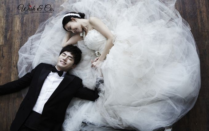We just got married - Indoor by Wish & Co. - 018