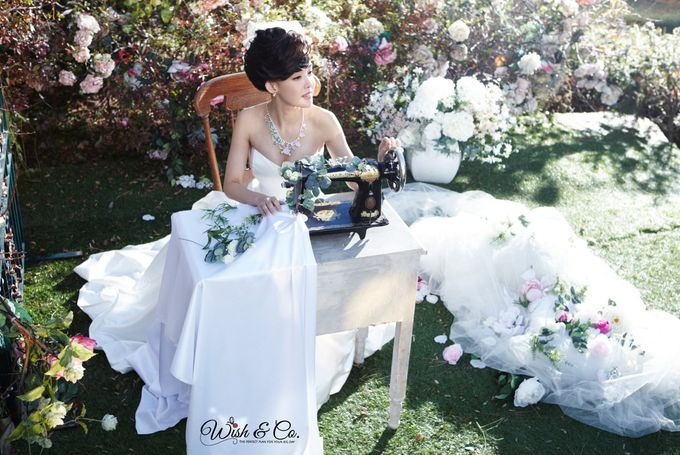 We just got married - Indoor by Wish & Co. - 022