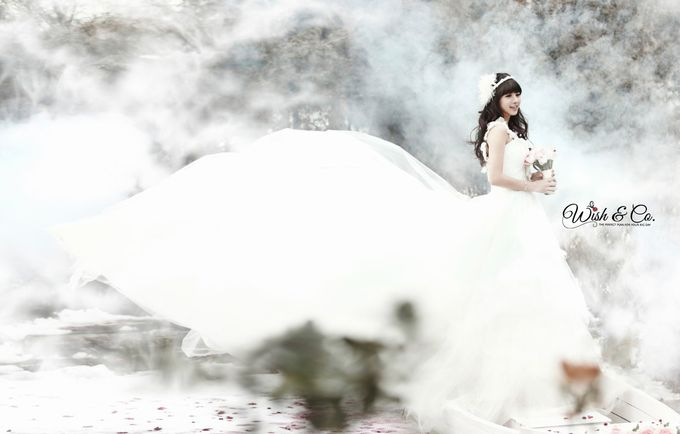 We just got married - Indoor by Wish & Co. - 015