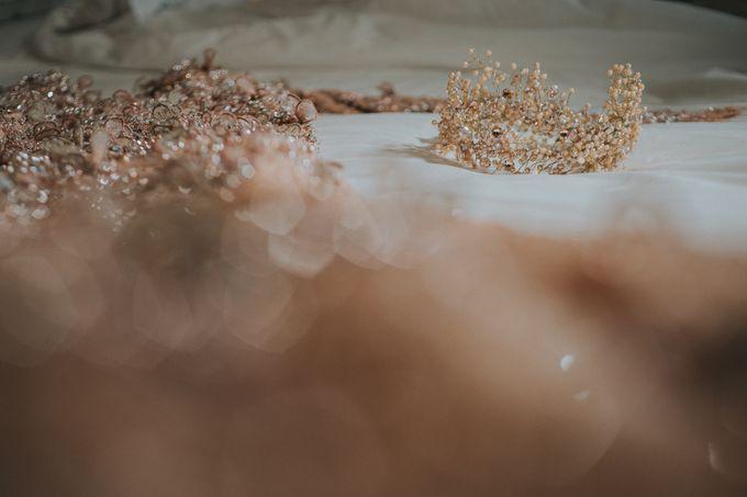 The Wedding of Zaki & Kamila by BOH!? - 002