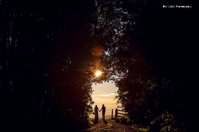 OReillys Rainforest Retreat Wedding by Ben Clark Photography - 001