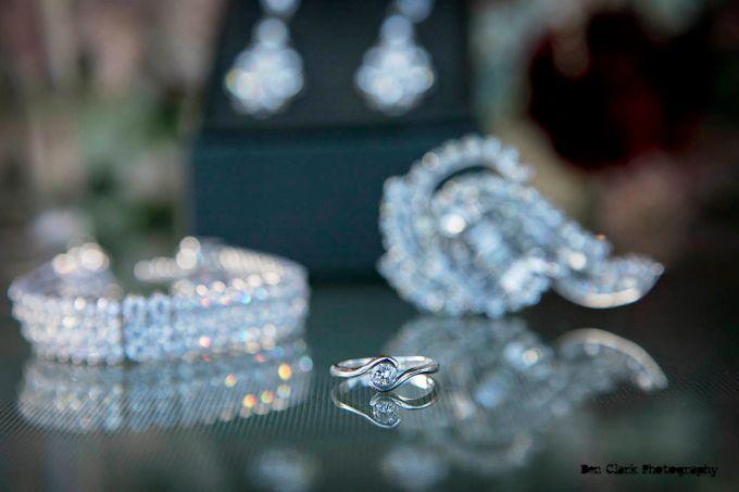 OReillys Rainforest Retreat Wedding by Ben Clark Photography - 003