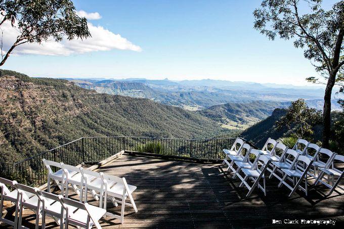 OReillys Rainforest Retreat Wedding by Ben Clark Photography - 007
