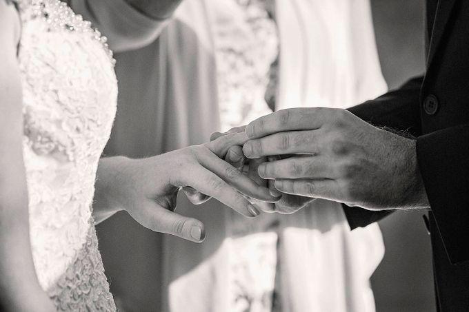 OReillys Rainforest Retreat Wedding by Ben Clark Photography - 012