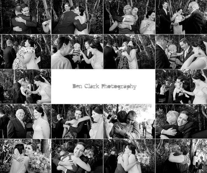 OReillys Rainforest Retreat Wedding by Ben Clark Photography - 016