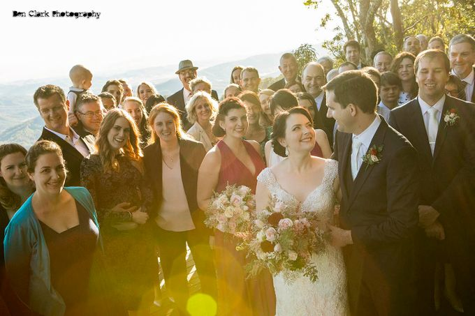 OReillys Rainforest Retreat Wedding by Ben Clark Photography - 017