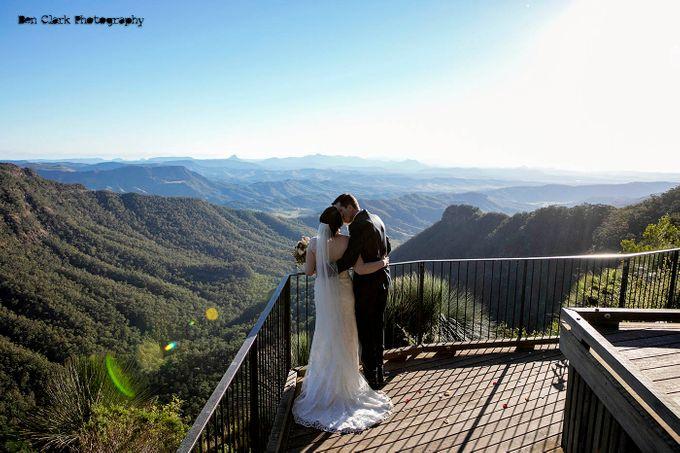 OReillys Rainforest Retreat Wedding by Ben Clark Photography - 018