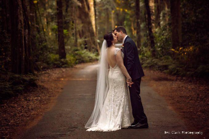 OReillys Rainforest Retreat Wedding by Ben Clark Photography - 021