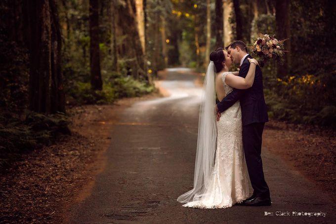 OReillys Rainforest Retreat Wedding by Ben Clark Photography - 022