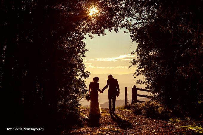 OReillys Rainforest Retreat Wedding by Ben Clark Photography - 023
