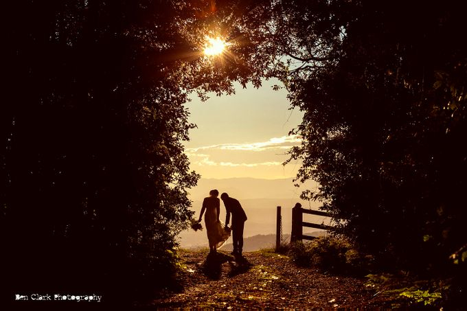 OReillys Rainforest Retreat Wedding by Ben Clark Photography - 024