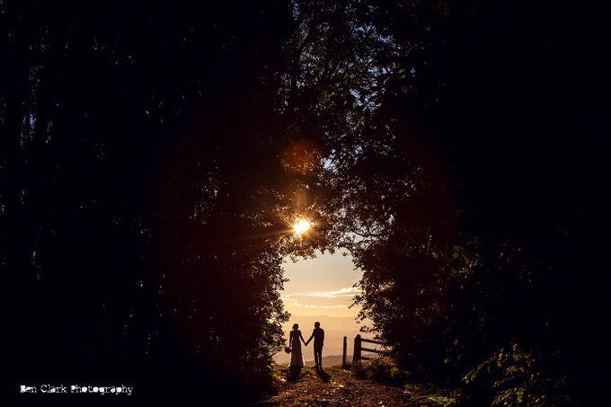 OReillys Rainforest Retreat Wedding by Ben Clark Photography - 025