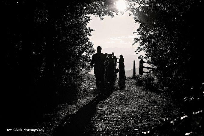 OReillys Rainforest Retreat Wedding by Ben Clark Photography - 027