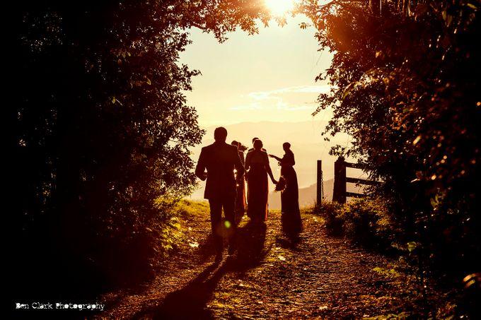 OReillys Rainforest Retreat Wedding by Ben Clark Photography - 028