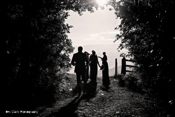 OReillys Rainforest Retreat Wedding by Ben Clark Photography - 029