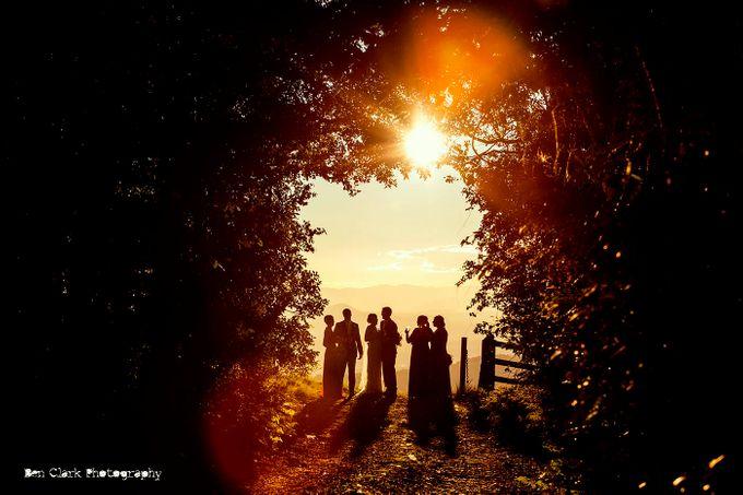 OReillys Rainforest Retreat Wedding by Ben Clark Photography - 030