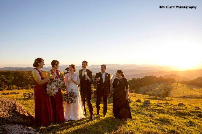 OReillys Rainforest Retreat Wedding by Ben Clark Photography - 032