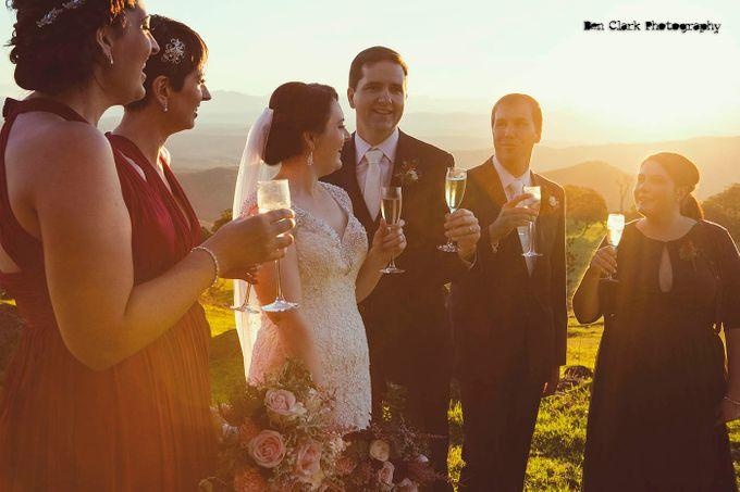 OReillys Rainforest Retreat Wedding by Ben Clark Photography - 034