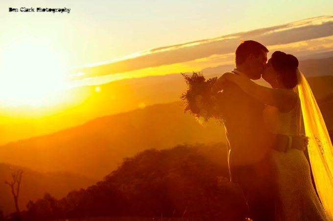 OReillys Rainforest Retreat Wedding by Ben Clark Photography - 037