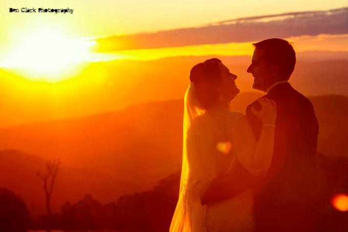 OReillys Rainforest Retreat Wedding by Ben Clark Photography - 040