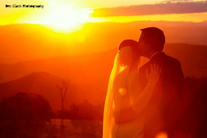 OReillys Rainforest Retreat Wedding by Ben Clark Photography - 041