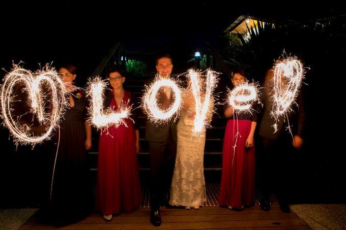 OReillys Rainforest Retreat Wedding by Ben Clark Photography - 044