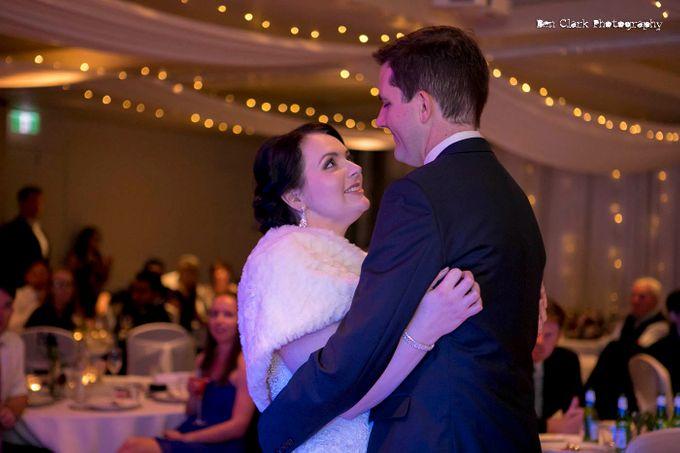 OReillys Rainforest Retreat Wedding by Ben Clark Photography - 045