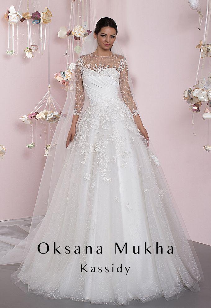 Wedding collection 2016 by OKSANA MUKHA - 018
