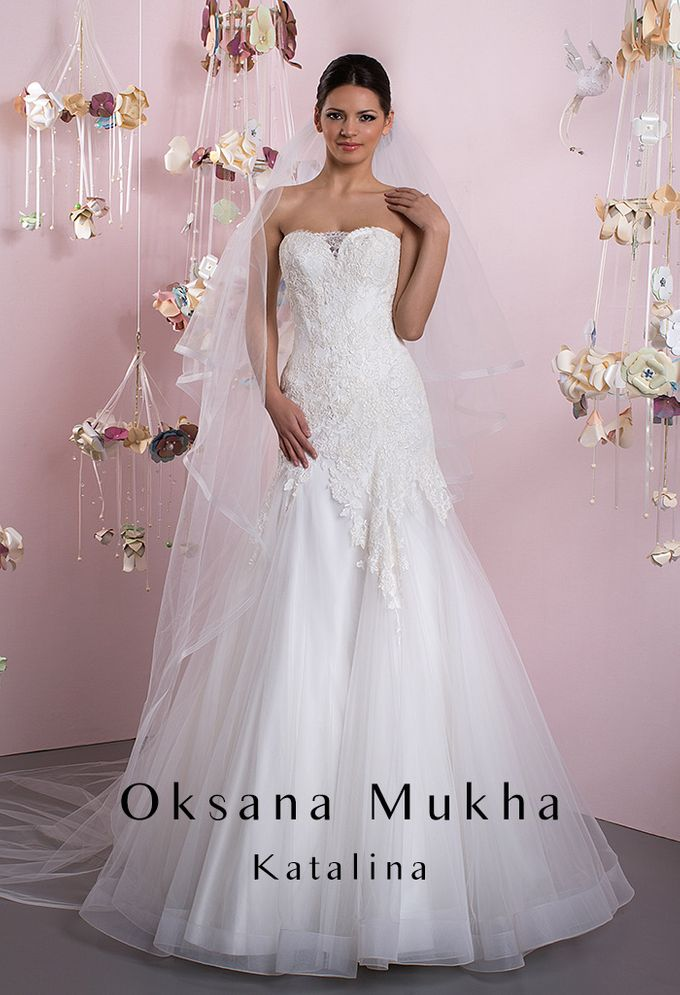 Wedding collection 2016 by OKSANA MUKHA - 019