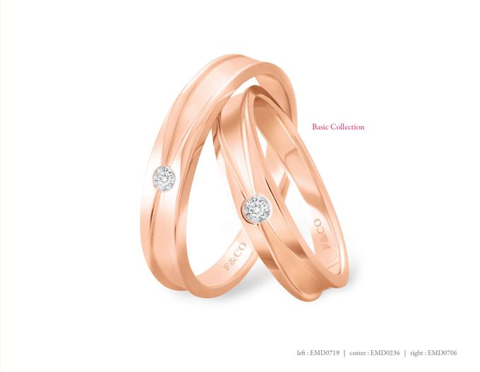 Wedding Ring Collection by Frank & co. - 006