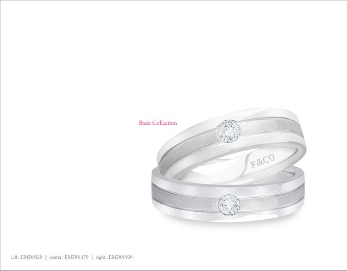 Wedding Ring Collection by Frank & co. - 007
