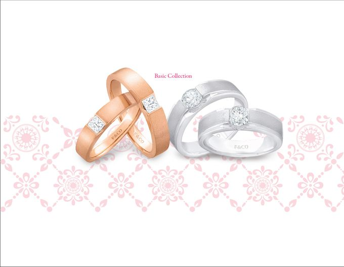Wedding Ring Collection by Frank & co. - 008