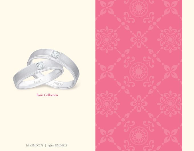 Wedding Ring Collection by Frank & co. - 009