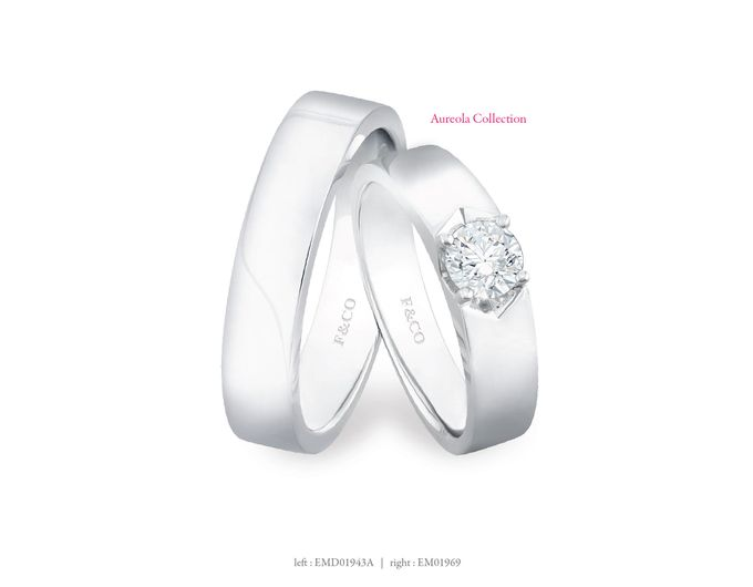 Wedding Ring Collection by Frank & co. - 011