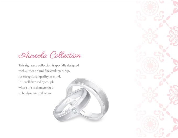 Wedding Ring Collection by Frank & co. - 012