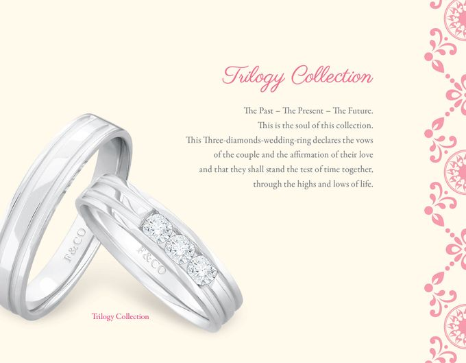Wedding Ring Collection by Frank & co. - 013