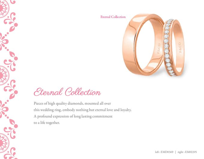 Wedding Ring Collection by Frank & co. - 014