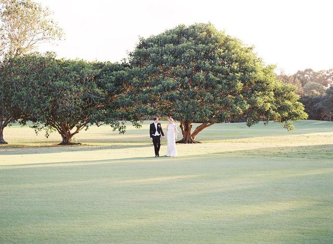 Elegant Country Club Black Tie Wedding by Lilli Kad Photography - 024